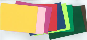 colored envelopes for invitations